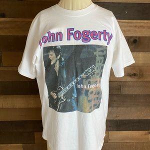 Vintage 1998 U.S Summer tour shirt john fogerty